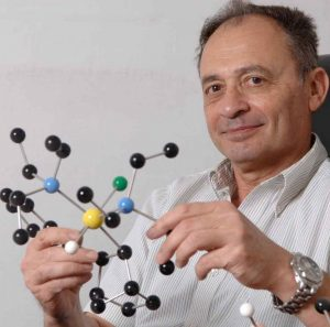 David Milstein - Gabor A Somorjai Award for Creative Research in Catalysis