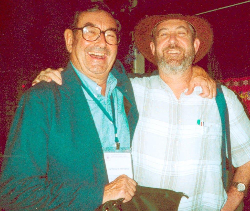 Harry and Ken
