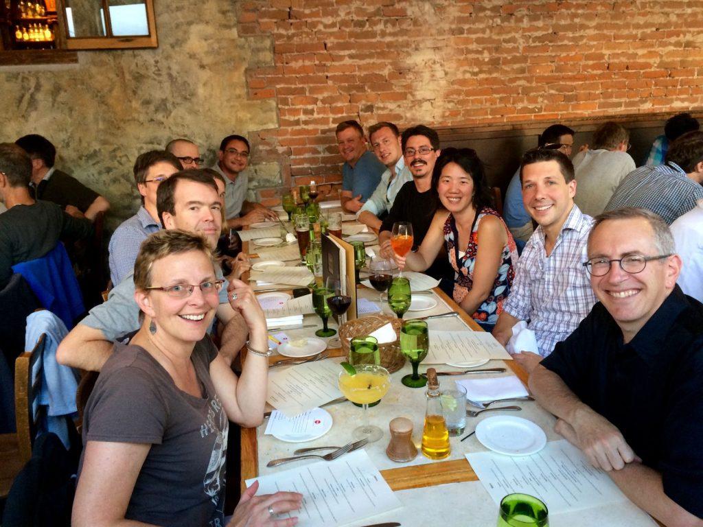Telluride Workshop group